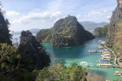 Coron - Island view