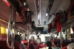 15h Bus journey to Vinh City
