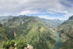 Ma Pi Leng Pass viewpoint