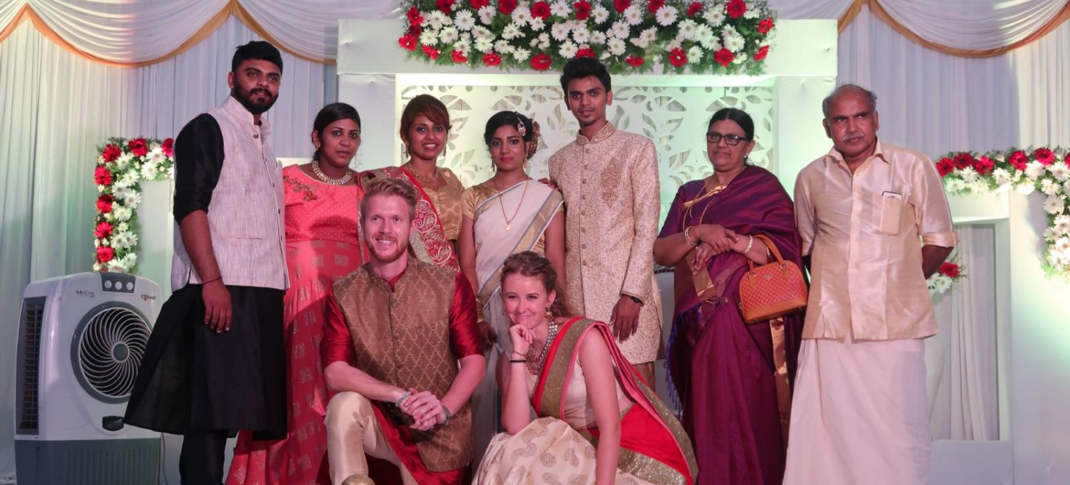 India - Indian wedding & staying with locals - Spinning The Planet