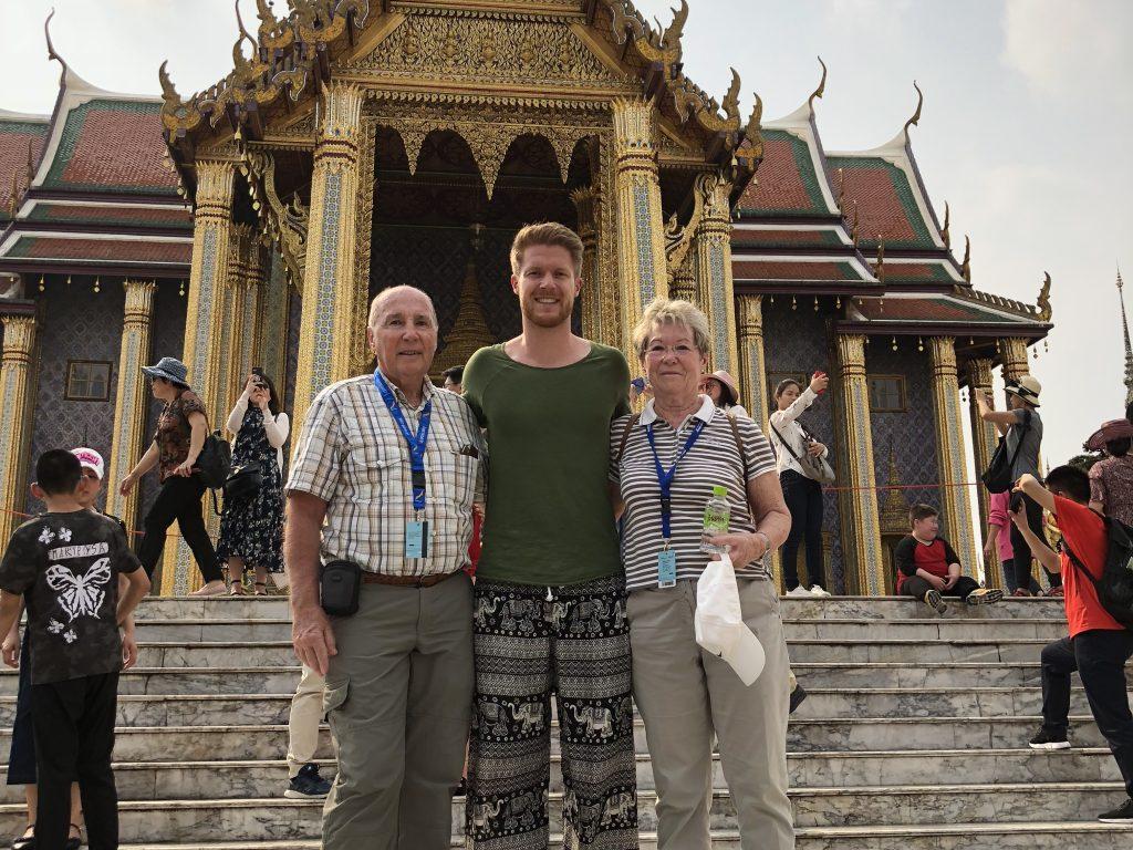 Wat Phra Khaeo & Grand Palace